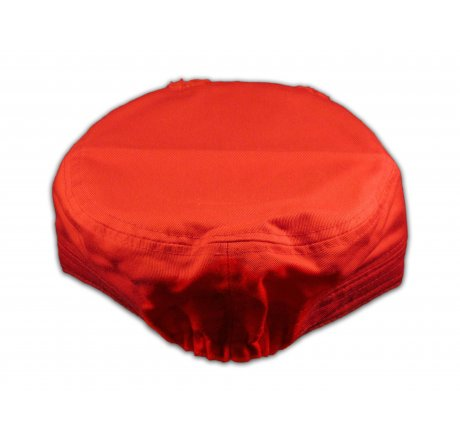 Crown on Red Army Cadet Cap