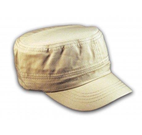 Plain Khaki Cadet Cap