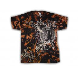 Dynasty Couture - Black Orange T-Shirt