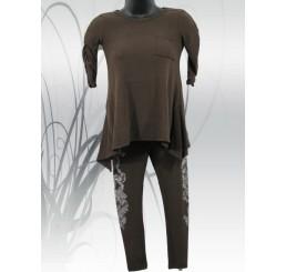 Hanki Knit Top with Matching Leggings